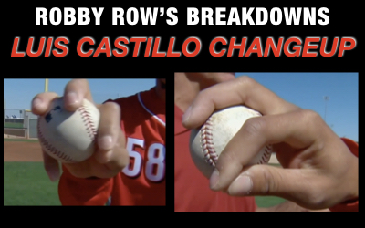 Luis Castillo – Dissecting That Filthy Changeup