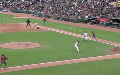 Baseball Bunt Play Instruction