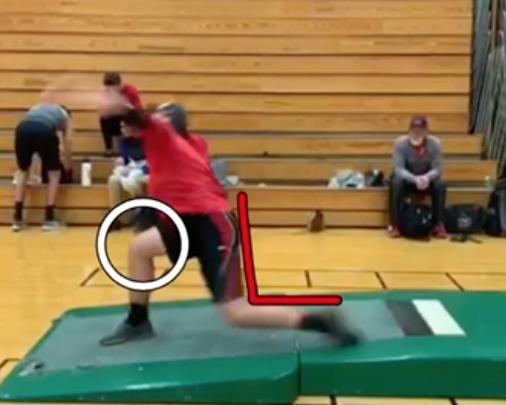 Pitching Mechanics – Trail Leg Inefficiency
