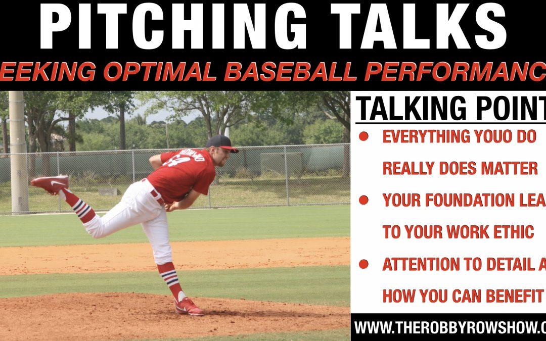 Seeking Optimal Baseball Performance