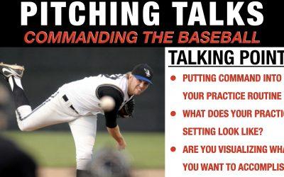 Commanding The Baseball