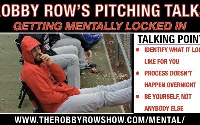 Mentally Locking In – Pitching Talks