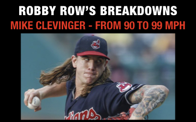 Mike Clevinger Mechanics