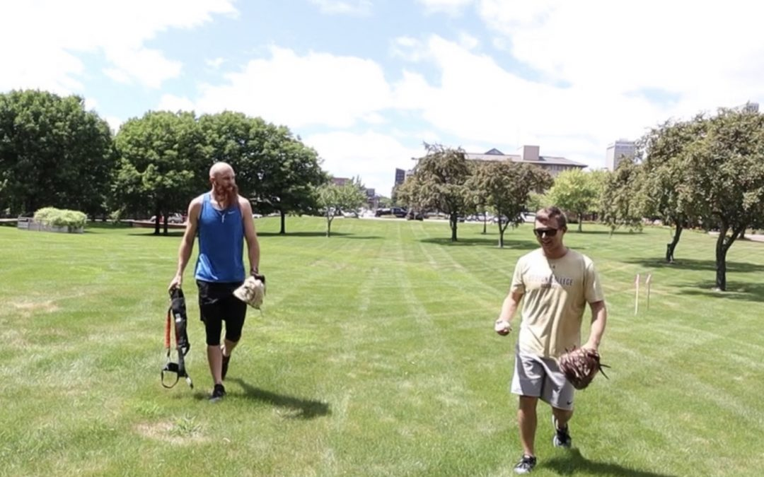 Rehab Throwing Session #7 – August 14th