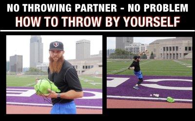 No Throwing Partner – No Problem