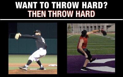 Want To Throw Hard? Then Throw Hard