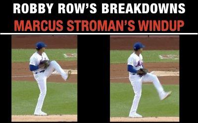 Marcus Stroman Mechanics Breakdown