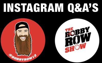 Robby Rowland Q&A's