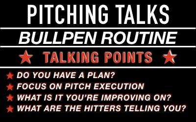 Bullpen Routine – Free Bullpen Objective PDF