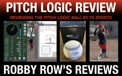 Pitch Logic Baseball By F5 Sports Review