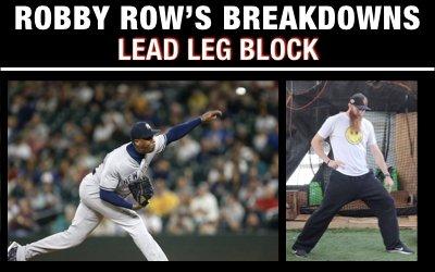 Lead Leg Block – Mechanical Screen Preview